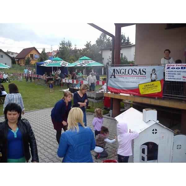 Festyn rodzinny z okazji Dnia Dziecka. Rzozów 2014.